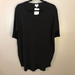 LuLaRoe | Black Tunic Top